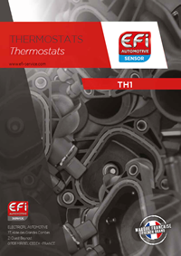 Catalogue Thermostat EFI